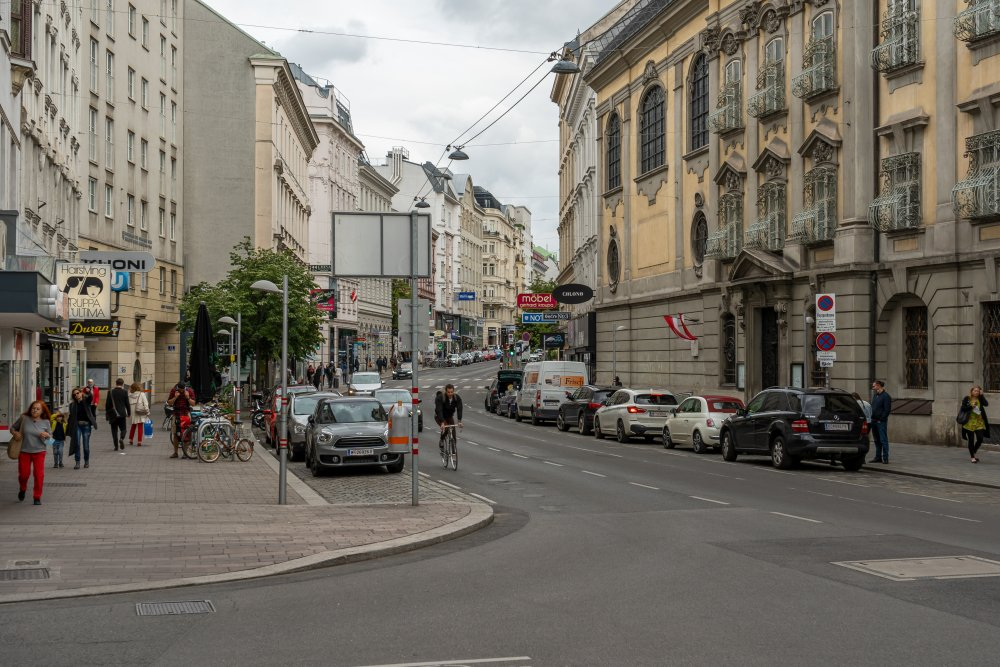 Landstraßer Hauptstraße, Franziskusspital, Wien