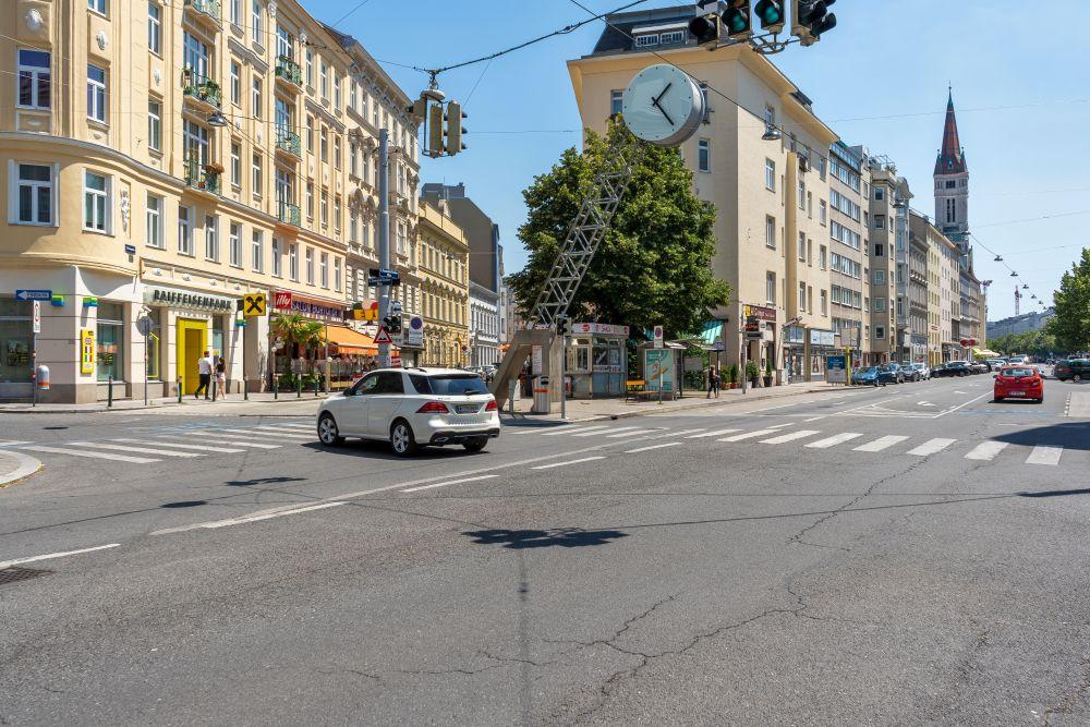 Landstraßer Hauptstraße, Baumgasse, Apostelgasse, 1030 Wien