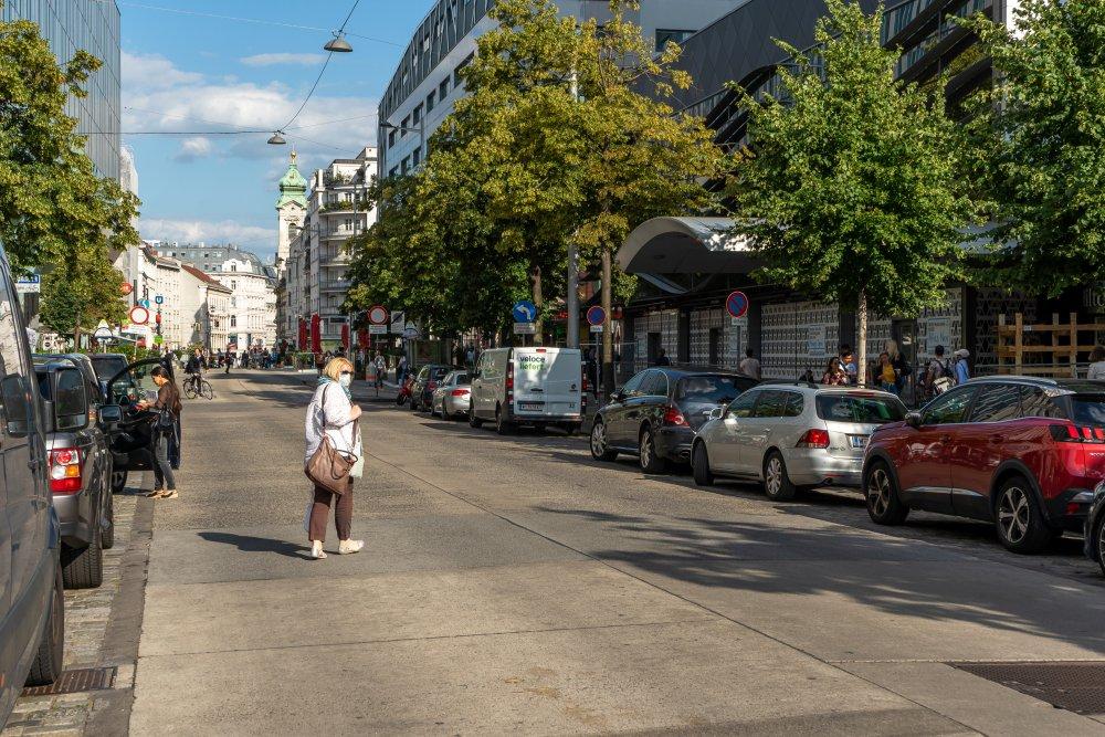 Landstraßer Hauptstraße, Wien Mitte