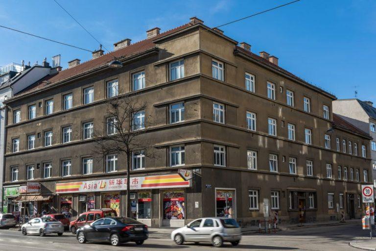 Wohnhaus aus der Zwischenkriegszeit in Kagran, Donaustadt Wien
