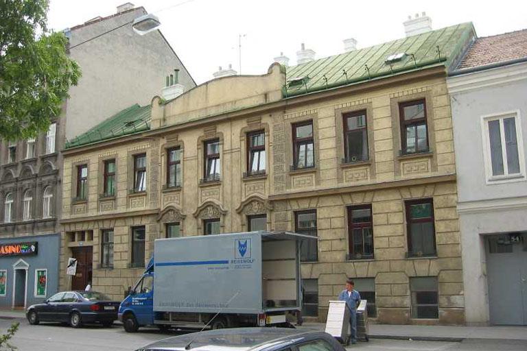 Read more about the article Schüttaustraße 56: Gründerzeithaus in Kaisermühlen abgerissen