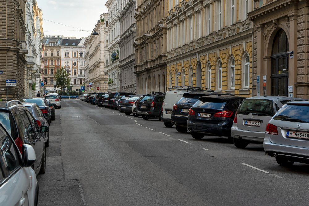 Seidlgasse, Landstraßer Hauptstraße, Wien, 3. Bezirk
