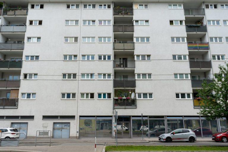 Wohnhaus in die Tokiostraße in Wien-Donaustadt