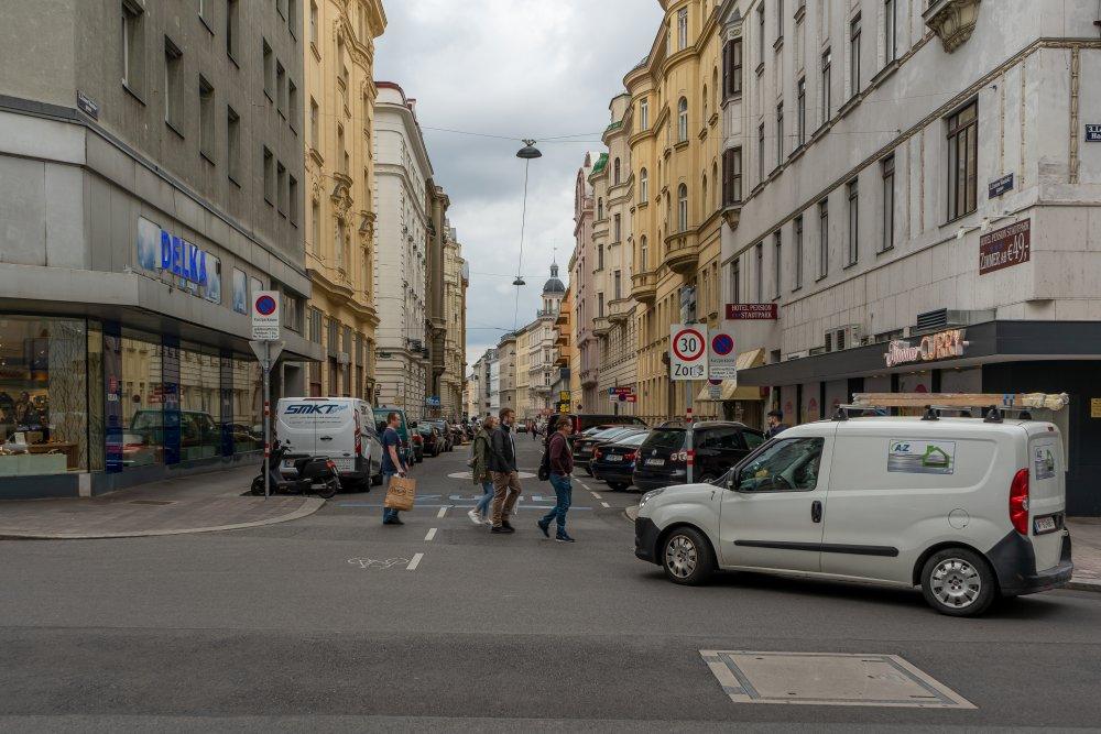 Untere Viaduktgasse, Landstraßer Hauptstraße