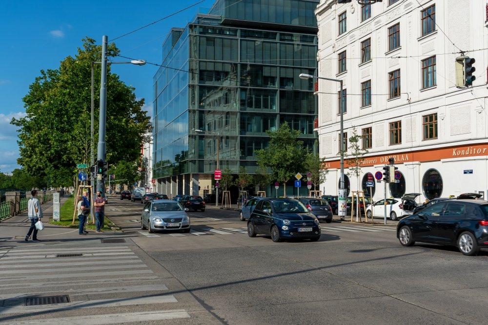 Vordere Zollamtsstraße, Wien Mitte