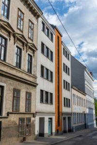 Wohnhaus Gurkgasse 10 in Wien-Penzing