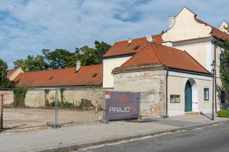 Leopoldauer Platz 11 nach Abriss (September 2020)