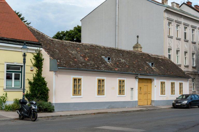 Leopoldauer Platz 44 (Foto: 2020)