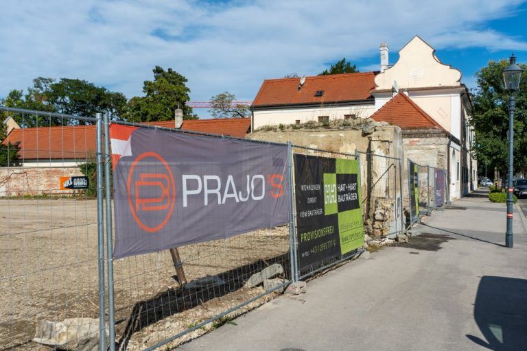 Leopoldauer Platz 9-11 nach Abriss (September 2020)