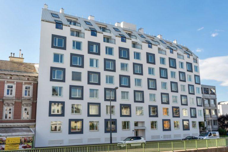 Wohnhaus an der Linken Wienzeile, Neubau, nahe U6-Gumpendorfer Straße, 1150 Wien