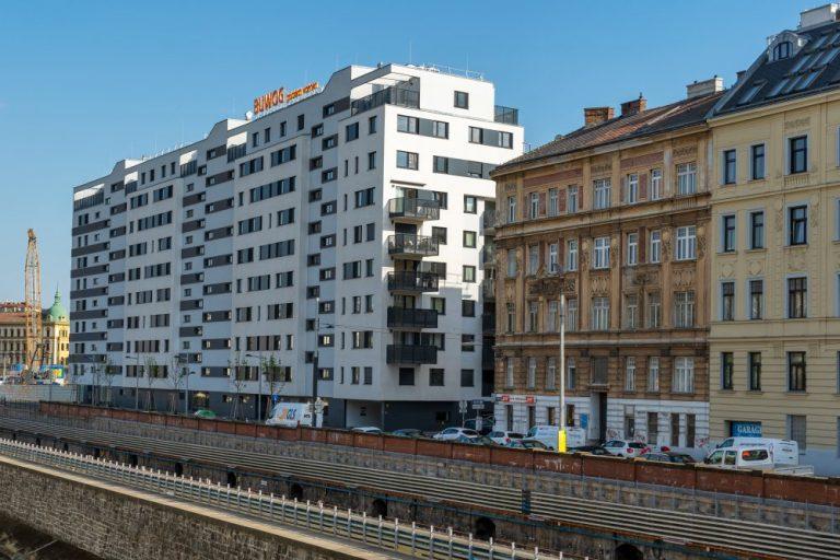 Rechte Wienzeile 229: Baujahr 2018 (12. Bezirk, Foto: 2020)