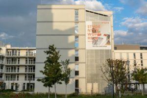 Helmut-Zilk-Park, The Fizz, Studentenheim, Favoriten, Wien