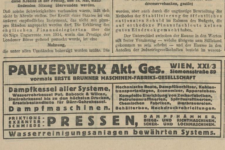 """""""Die Börse"""" 1928"""