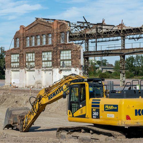 Paukerwerke: Das Ende eines Floridsdorfer Industriedenkmals