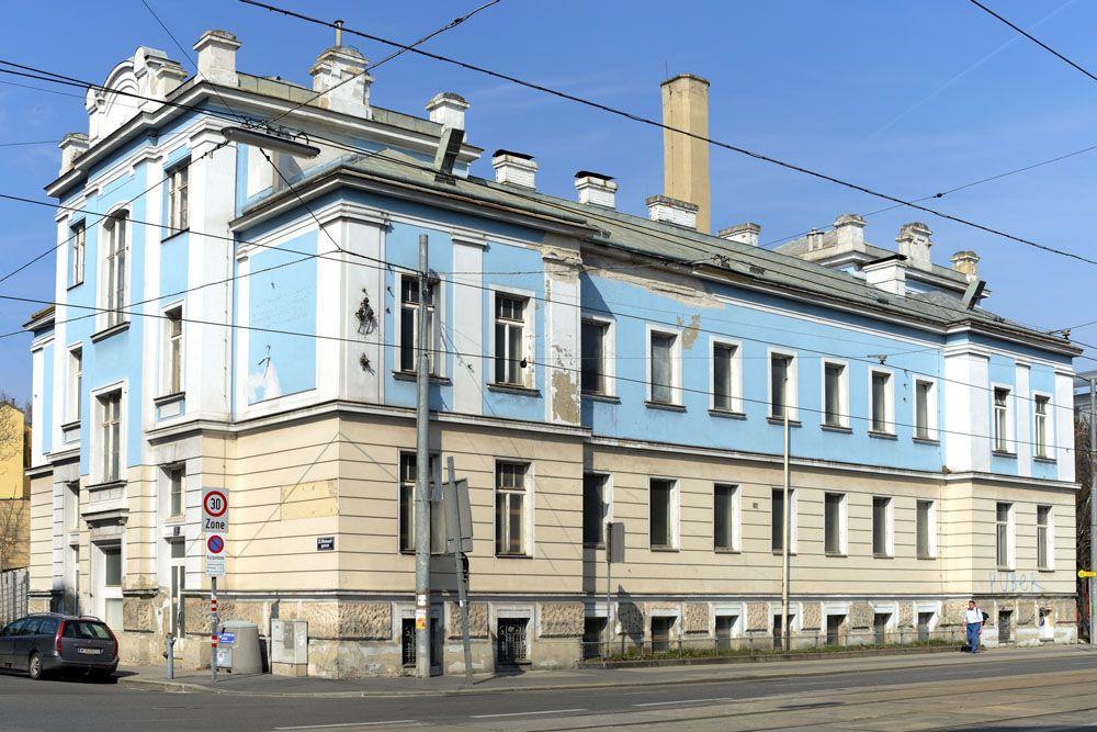 Read more about the article Weisselgasse 5: Aus Tröpferlbad wird Wohnhaus