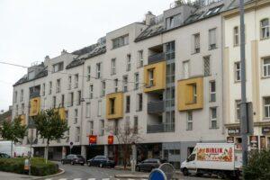 Wohnhausanlage in Meidling, Wien