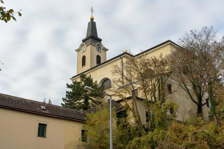 Kirche, Kalksburg, Liesing, Wien
