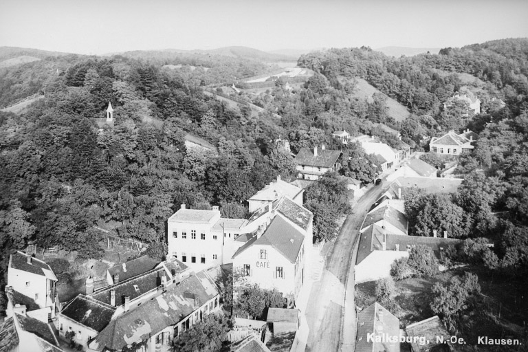 historische Aufnahme von Kalksburg, Klausen, Liesing, Wien