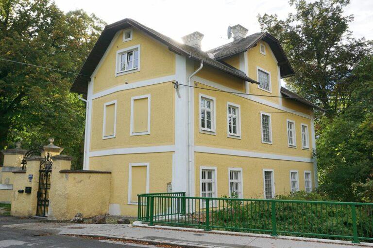 Gründerzeithaus in Kalksburg, Liesing, Wien