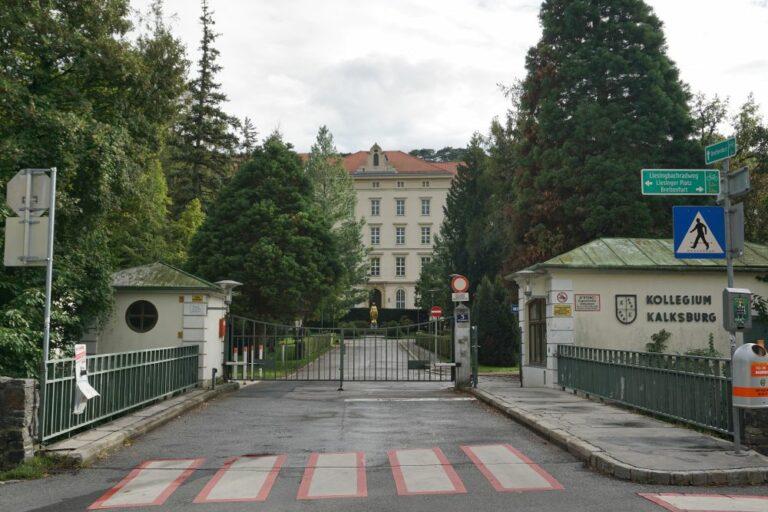 Kollegium Kalksburg, früher Jesuitenkonvikt, Liesing, Wien