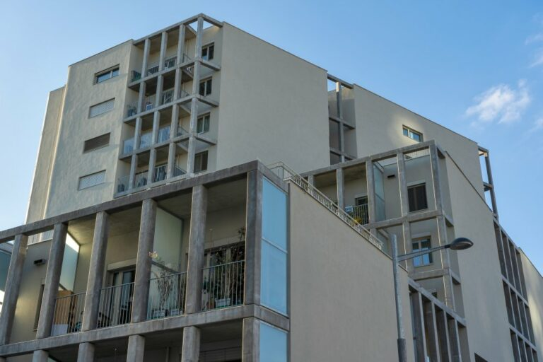 Wohnhaus, Sonnwendviertel, Wien