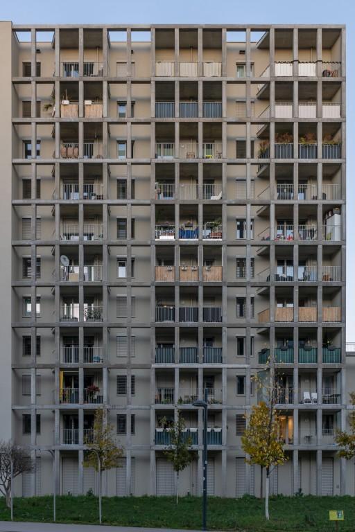 Wohnhaus im Sonnwendviertel, Wien