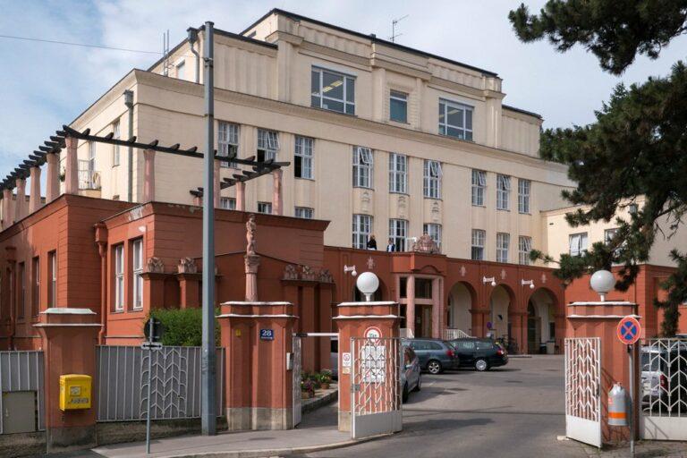 Orthopädisches Krankenhaus Gersthof, Jugendstil, Wien