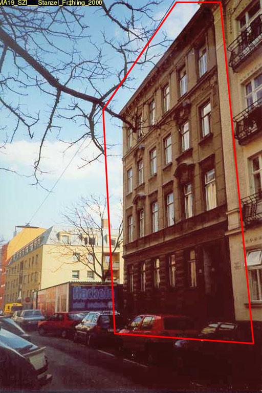 Read more about the article Rosasgasse 19: Jugendstilhaus abgerissen