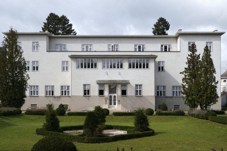 Sanatorium Purkersdorf, bei Wien, Architekt: Josef Hoffmann