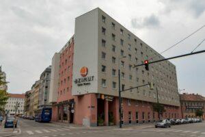 Hotel in der Sonnwendgasse 8, beim Wiener Hauptbahnhof