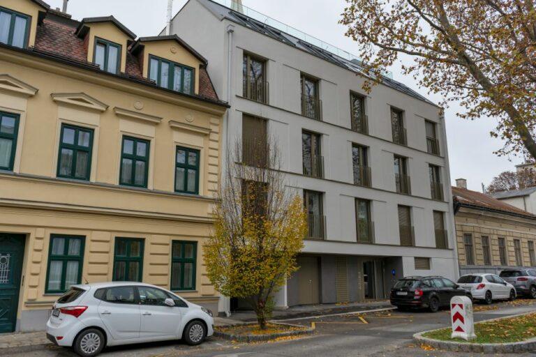 Neubau nach Abriss in Döbling wegen fehlender Schutzzone, Wien