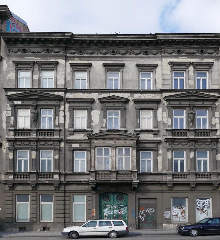 Gründerzeithaus am Mariahilfer Gürtel, 2018 abgerissen, Historismus, Wien, Rudolfsheim-Fünfhaus