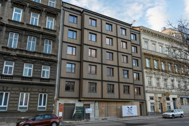 Neubau am Mariahilfer Gürtel 33, Hotel, Rudolfsheim-Fünfhaus, Wien