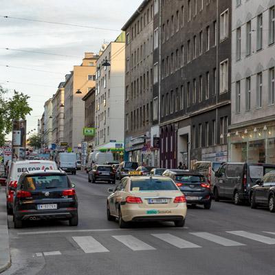 Reinprechtsdorfer Straße: Die graue Meile im 5. Bezirk
