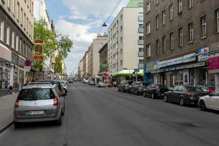 Reinprechtsdorfer Straße in Wien, Margareten