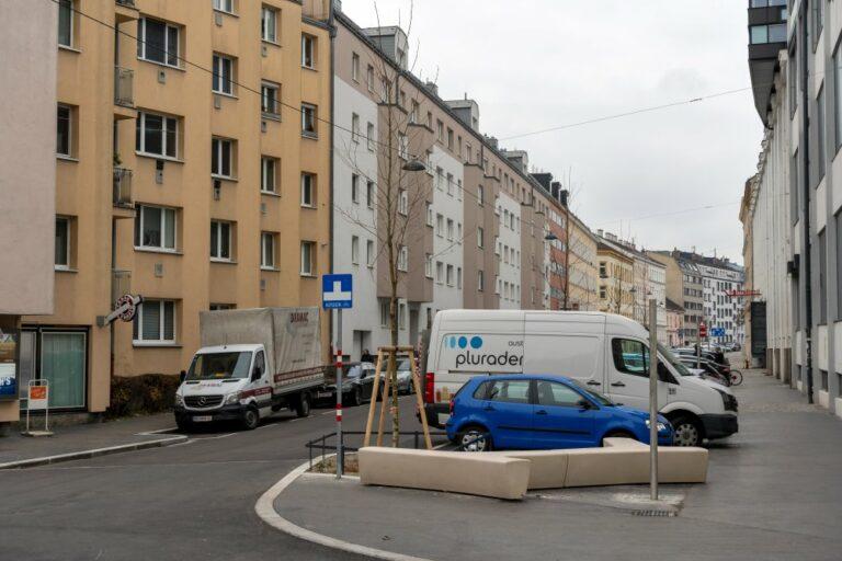 Goldschlagstraße bei der Missindorfstraße, 1140 Wien
