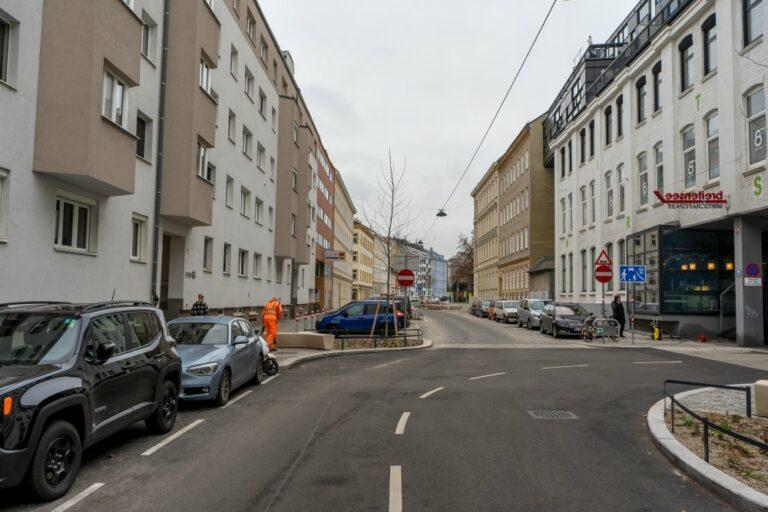 Goldschlagstraße, Matznerviertel, 14. Bezirk