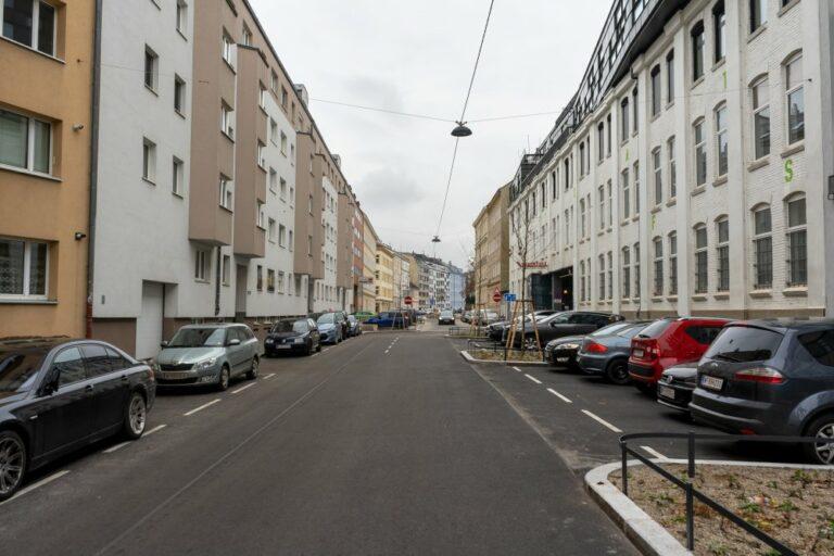 Goldschlagstraße, Penzing, Wien, coole Straße