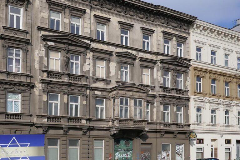 Gründerzeithäuser am Mariahilfer Gürtel, Rudolfsheim-Fünfhaus, Wien