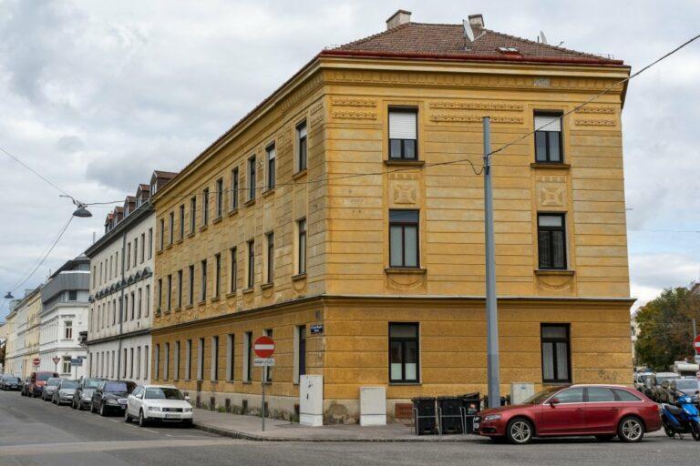Jugendstilhäuser in Wien-Floridsdorf