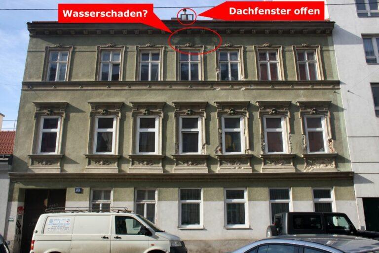 Gründerzeithaus im 16. Bezirk