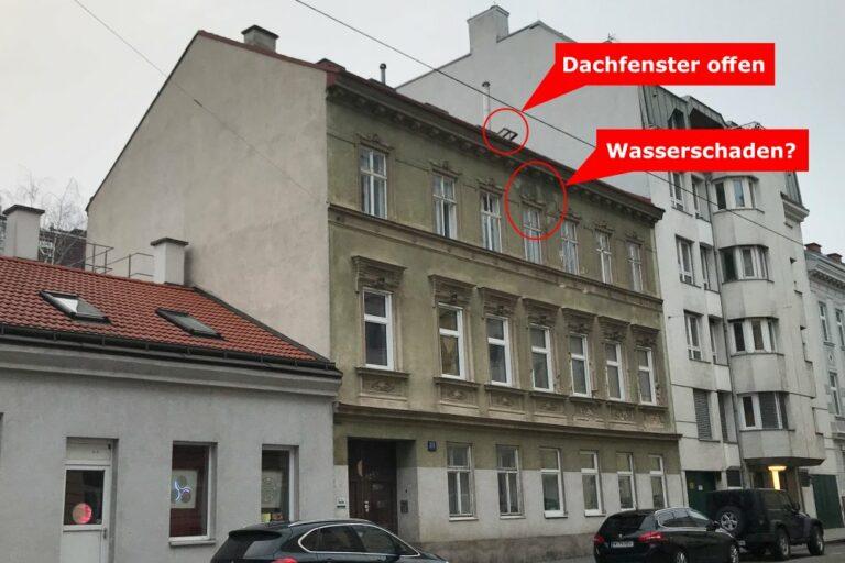 Gründerzeithaus in Wien-Ottakring