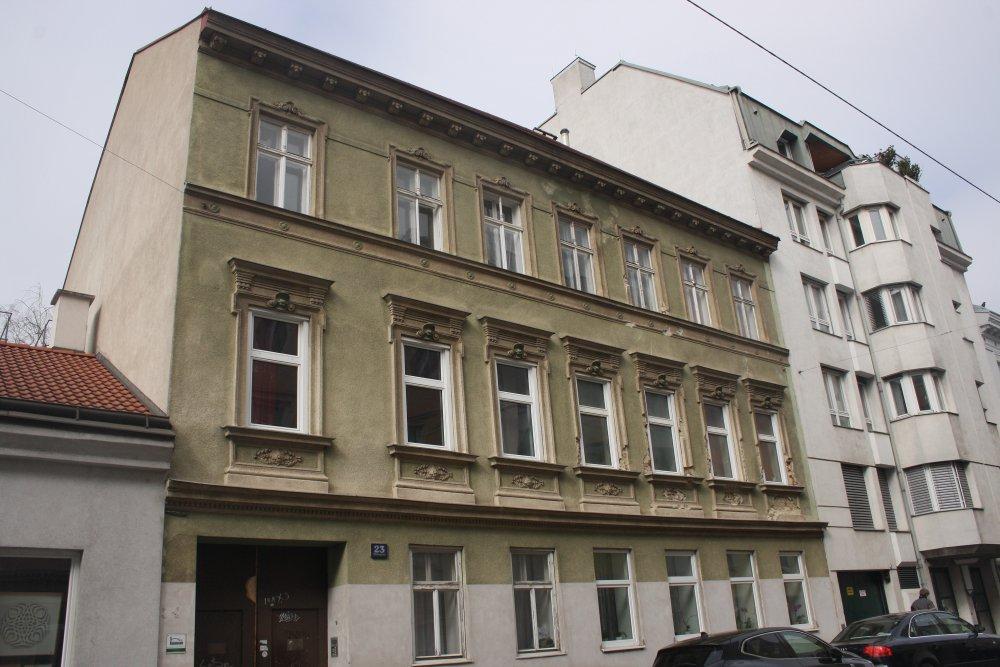 Gründerzeithaus in Ottakring, Wien
