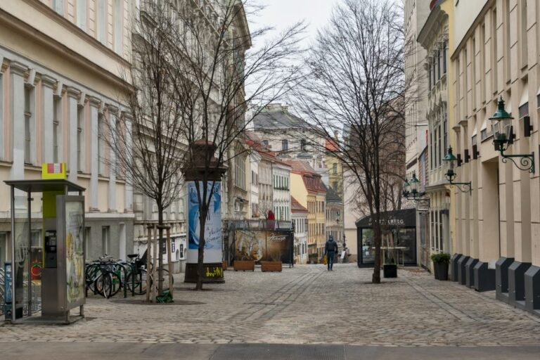 Spittelberggasse (Foto: 2021)