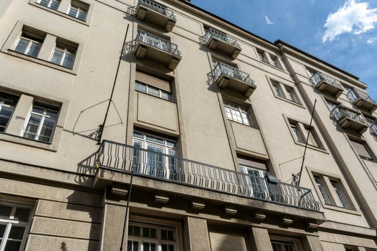 Gebäude, Zwischenkriegszeit, Landstraße, Wien, Ernst Epstein