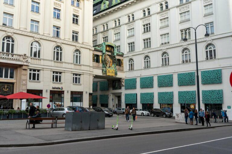 Hoher Markt, Ankeruhr, Innere Stadt, Wien