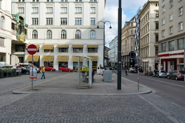Hoher Markt, Ankeruhr, Lichtensteg, Wien