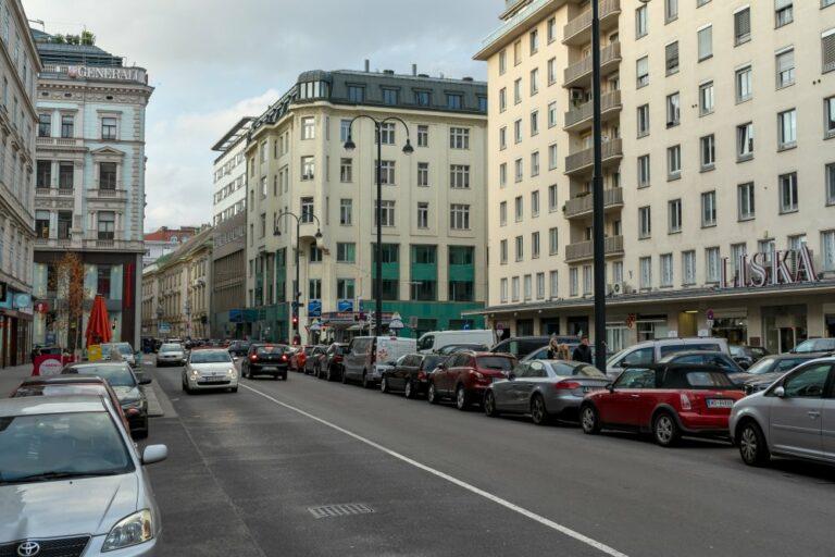 Hoher Markt in Wien