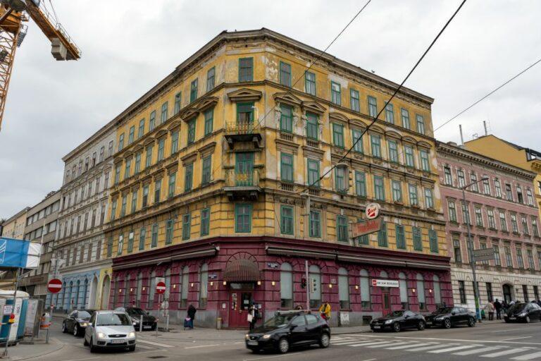 Gründerzeithaus, Clementinengasse, Mariahilfer Gürtel, Rudolfsheim-Fünfhaus