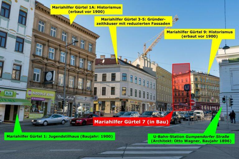 Mariahilfer Gürtel, 1150 Wien